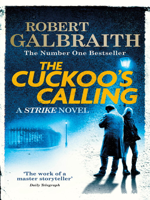 The Cuckoo's Calling (eBook)
